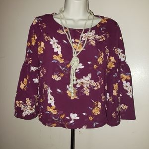 Justify Women Floral Top